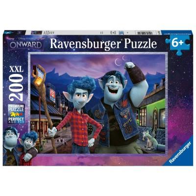 Puzzle  Ravensburger-12932 XXL Teile - Disney Pixar - Onward