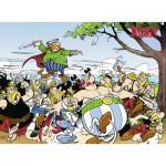 Puzzle  Ravensburger-13098 Asterix und Obelix: Attake der Gallier!
