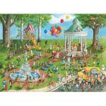 Puzzle  Ravensburger-13229 XXL Teile - Pet Park