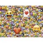 Puzzle  Ravensburger-13240 XXL Teile - Emoji