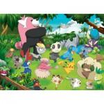 Puzzle  Ravensburger-13245 XXL Teile - Pokémon