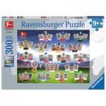 Puzzle  Ravensburger-13251 XXL Teile - Bundesliga