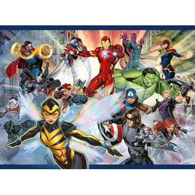 Puzzle  Ravensburger-13261 XXL Teile - Avengers
