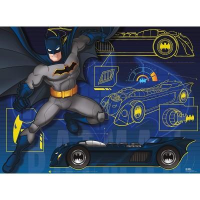 Puzzle  Ravensburger-13262 XXL Teile - Batman