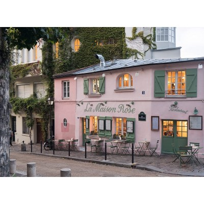 Ravensburger-13271 Puzzle Moment - Paris