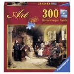Puzzle  Ravensburger-13953 Predigt auf der Wartburg