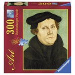 Puzzle  Ravensburger-13954 Martin Luther Portrait