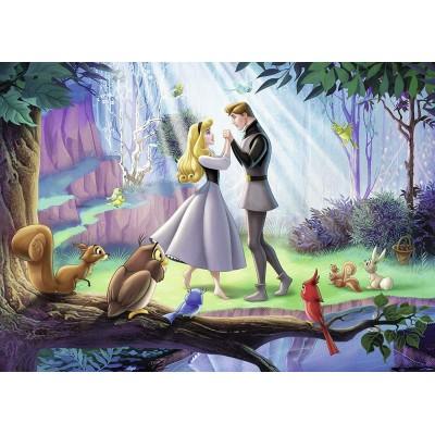 Puzzle Ravensburger-13974 Disney - Dornröschen