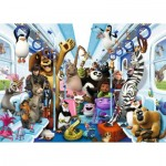Puzzle  Ravensburger-13975 DreamWorks