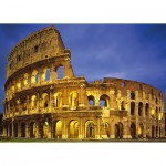 Puzzle  Ravensburger-14016 Colosseum, Rom