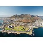 Puzzle  Ravensburger-14084 Cape Town, Südafrika