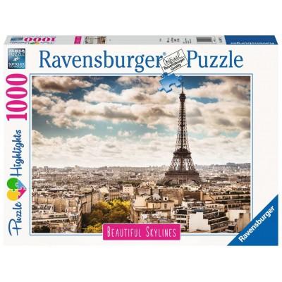 Puzzle  Ravensburger-14087 Paris, Frankreich