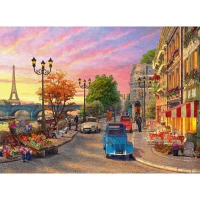 Puzzle Ravensburger-14505 Dominic Davison: Abend in Paris