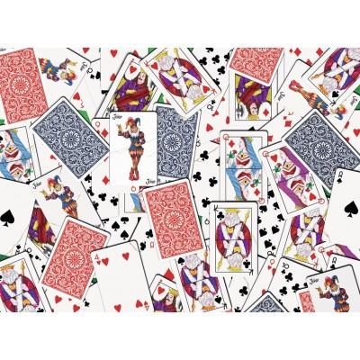 Ravensburger-14800 Challenge Puzzle - Karten