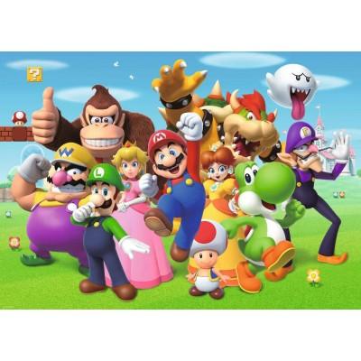 Puzzle  Ravensburger-14970 Super Mario