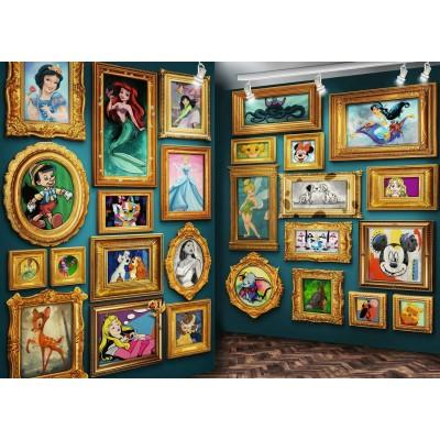 Puzzle Ravensburger-14973 Disney Museum