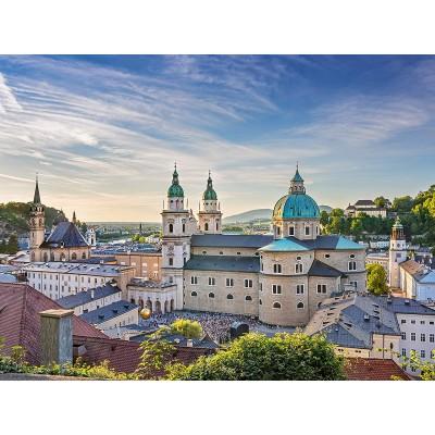 Puzzle Ravensburger-14982 XXL Teile - Salzburg, Österreich