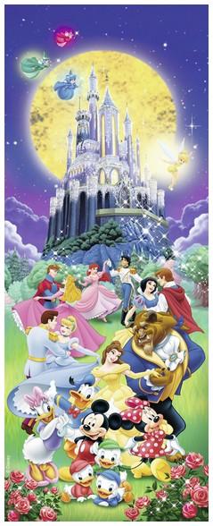 Puzzle Ravensburger-15056 Disney Schloss