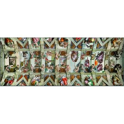Puzzle Ravensburger-15062 Michelangelo - Sixtinische Kapelle