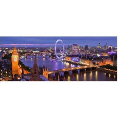 Puzzle Ravensburger-15064 London bei Nacht
