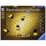 Puzzle  Ravensburger-15152 Kein Motiv ! Krypt Gold