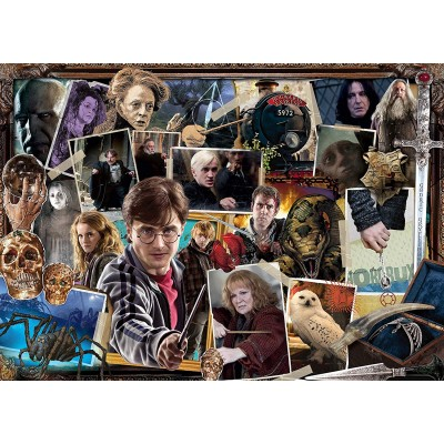 Puzzle Ravensburger-15170 Harry Potter