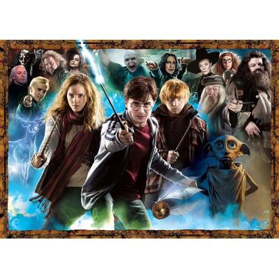Puzzle Ravensburger-15171 Harry Potter (TM)