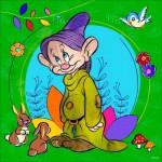 Puzzle  Ravensburger-15203 Disney - Seppl