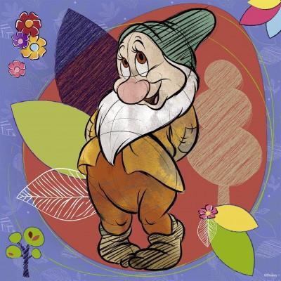 Puzzle  Ravensburger-15240 Disney - Pimpel