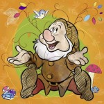 Puzzle  Ravensburger-15241 Disney - Hatschi