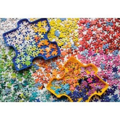 Ravensburger-15274 Buntes Puzzle