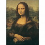 Puzzle  Ravensburger-15296 Leonardo da Vinci: Mona Lisa