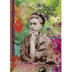 Puzzle  Ravensburger-15401 Frida Kahlo de Rivera