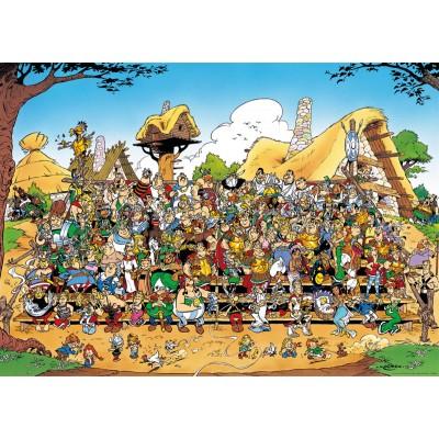 Puzzle  Ravensburger-15434 Asterix und Obelix: Familienfoto