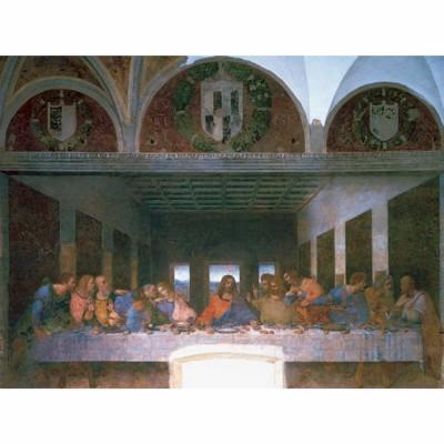 Puzzle  Ravensburger-15776 Leonardo da Vinci: Das Abendmahl