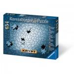 Puzzle  Ravensburger-15964 Kein Motiv ! Nur Grauschattierungen !