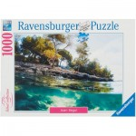 Puzzle  Ravensburger-16198 Point of View
