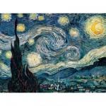 Puzzle  Ravensburger-16207 Van Gogh: Sternennacht
