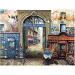 Puzzle  Ravensburger-16241 Passage to Paris