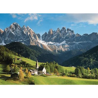 Puzzle Ravensburger-16269 Die Dolomiten, Italien