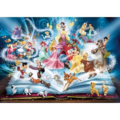 Puzzle Ravensburger-16318 Disney's magisches Märchenbuch