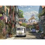 Puzzle  Ravensburger-16326 Dominic Davison: Idyllisches Südfrankreich