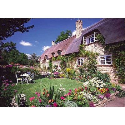 Puzzle  Ravensburger-16352 Cottage on Bredon Hill