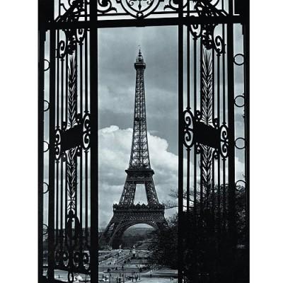 Puzzle  Ravensburger-16394 Willkommen in Paris