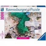 Puzzle  Ravensburger-16397 Caló de Sant Agustí