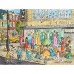 Puzzle  Ravensburger-16459 Fashion Avenue