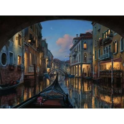 Puzzle  Ravensburger-16460 Venezianischer Traum