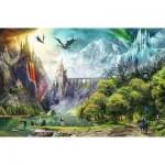 Puzzle  Ravensburger-16462 Dragons Reign