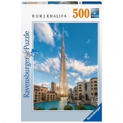 Puzzle Ravensburger-16468 Burj Khalifa Dubai