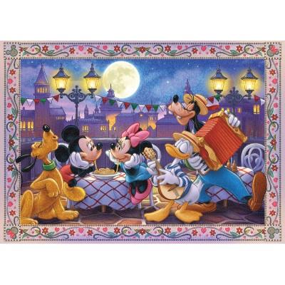 Puzzle  Ravensburger-16499 Disney - Mickey Mouse Mosaic